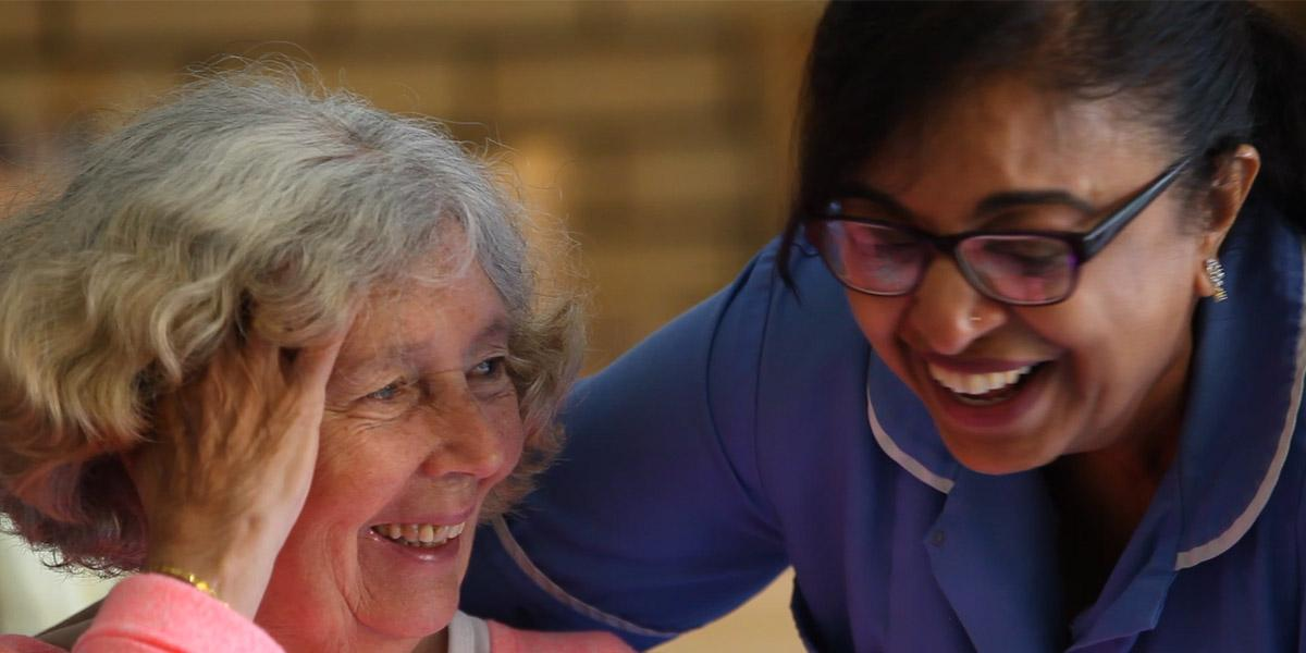 Specialist dementia care is our passion